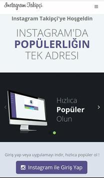Türk Takipçi apk screenshot