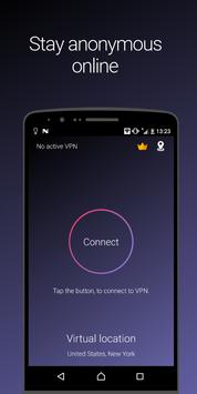21VPN screenshot 1