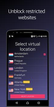 21VPN screenshot 3