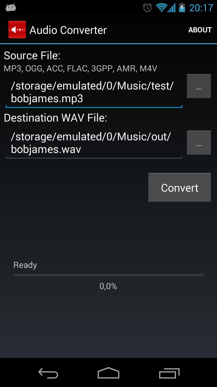 wav to amr converter download