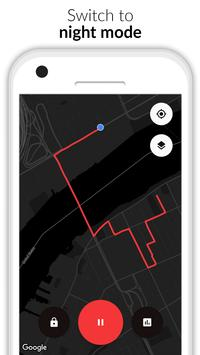 TackleIt - Distance Tracker स्क्रीनशॉट 4