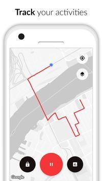 TackleIt - Distance Tracker पोस्टर