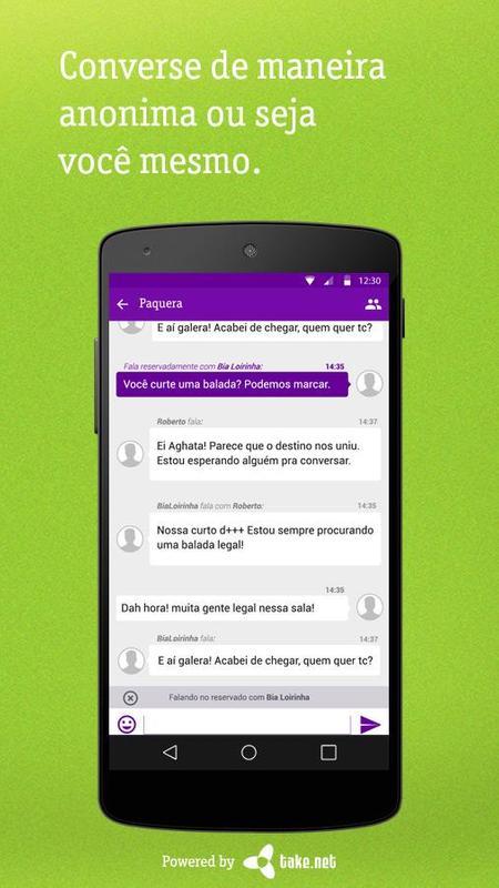 download aplikasi we chat android gratis