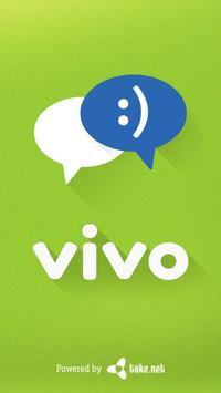 Vivo Chat Cartaz