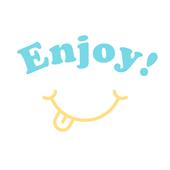 無料登録の友達作りトークは「ひまチャットアプリEnjoy!」 icon