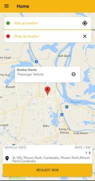 Taxi Cambodia screenshot 2