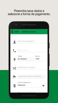 Rádio Táxi Coocaver screenshot 1