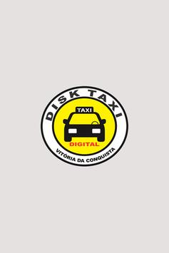 Disk Taxi Vitoria da Conquista poster
