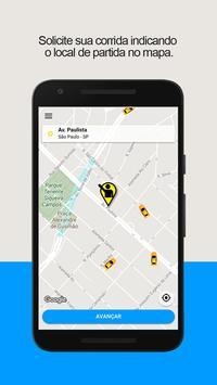 Guaracoop Radio Taxi screenshot 1
