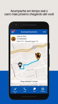 Guaracoop Radio Taxi apk screenshot