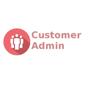 Customer Admin icon
