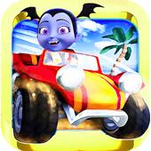 Vampirina Game Racing icon