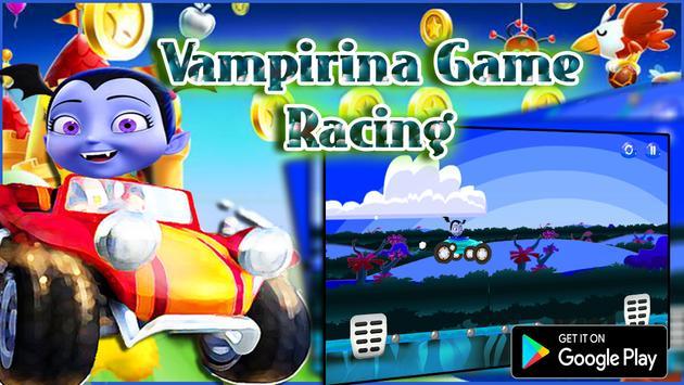 Vampirina Game Racing screenshot 1