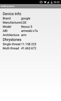 Andhrystone screenshot 1