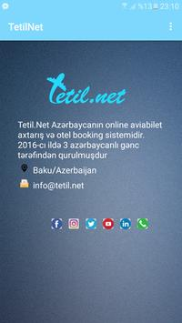 Tetil.Net Ucuz Aviabilet screenshot 4