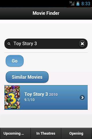 Finder similar movies Find Similar