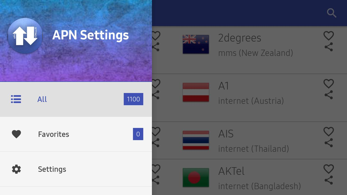 Free Apn For Android