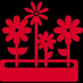 꽃보다달력 icon