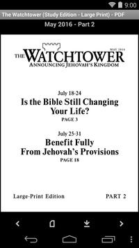 watchtower study edition simplified may 2018