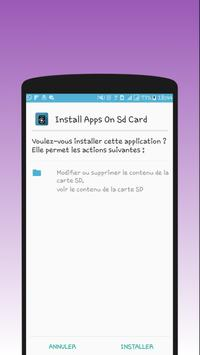 Install Apps On SD Card poster
