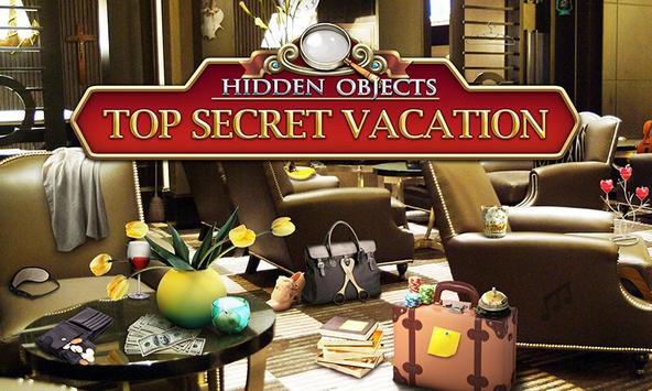Top Secret Getaway Vacation poster