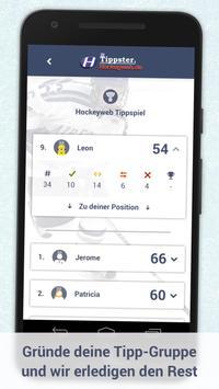 Eishockey WM 2017 Tippspiel apk screenshot
