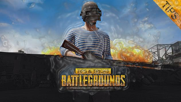 Free Tips for PUBG mobile poster
