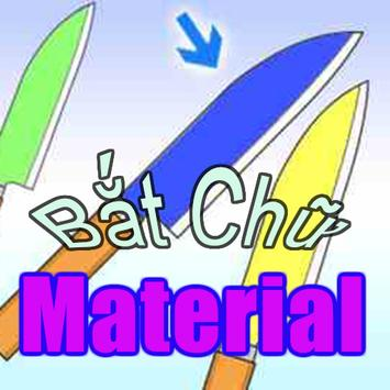 Bat Chu Material poster