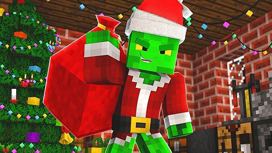 Christmas Minecraft Santa.Christmas Maps For Minecraft Pe For Android Apk Download