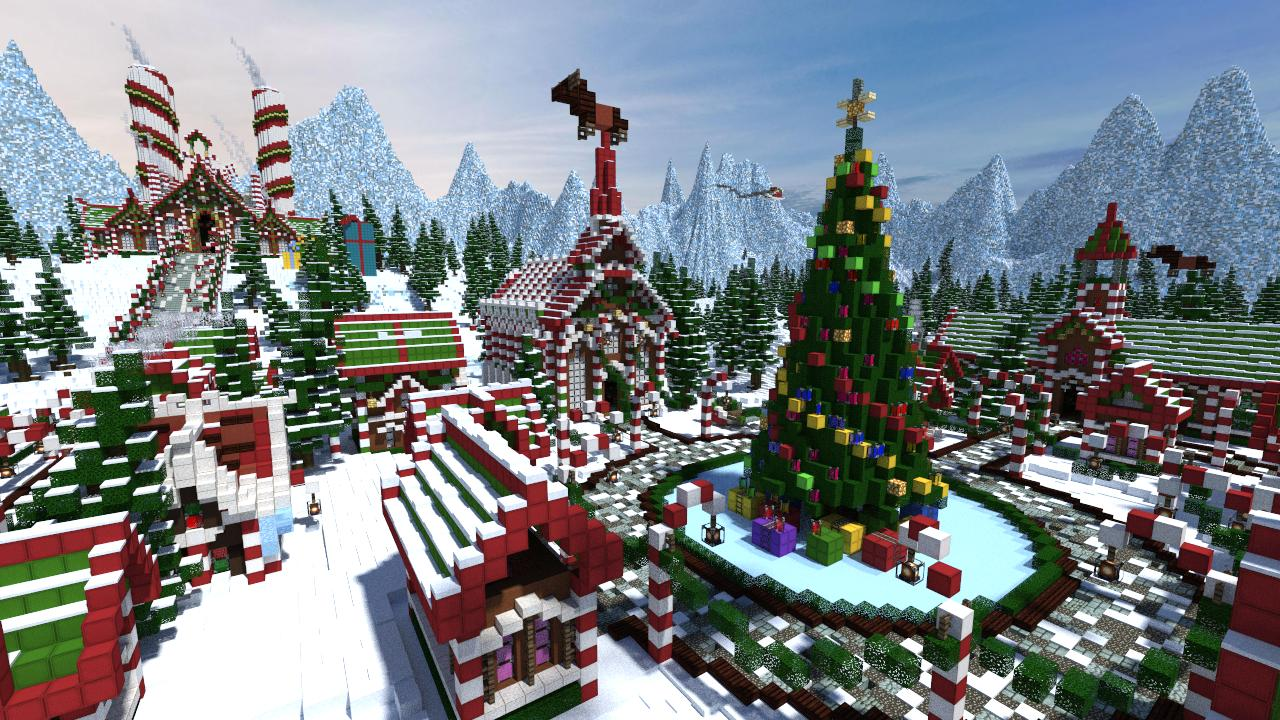 Minecraft Christmas Maps 2020 Christmas maps for Minecraft pe for Android   APK Download