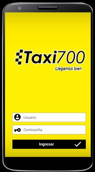 MTaxi700 Conductor poster