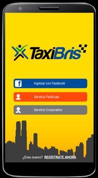 TaxiBris poster