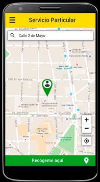 TaxiBris screenshot 1