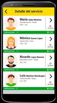 TaxiBris screenshot 2