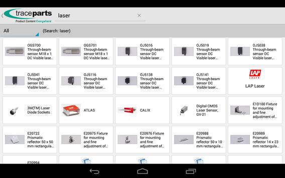 TraceParts for Android - APK Download