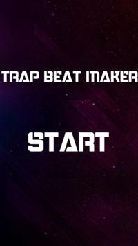 Trap Beat Maker - Make Trap Drum Pads poster