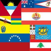 FlagsCountriesCapitals icon