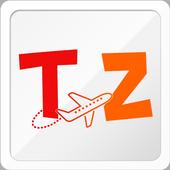 트립진(여행정보웹진,자유&신혼여행지순위,유럽여행) icon