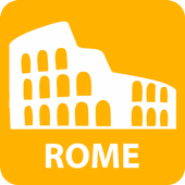 Rome Travel Map Guide in English with Events 2018 icon