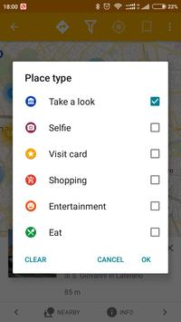 Rome Travel Map Guide in English with Events 2018 screenshot 3
