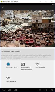 Marokko reisgids Tristansoft apk screenshot