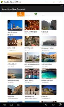 Oman Reiseführer Tristansoft poster