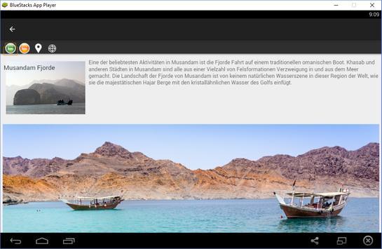 Oman Reiseführer Tristansoft apk screenshot