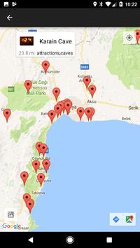 Antalya Travel Guide apk screenshot