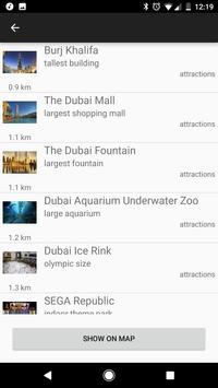 Dubai Travel Guide Tristansoft screenshot 6