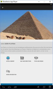 Ägypten Reiseführer apk screenshot