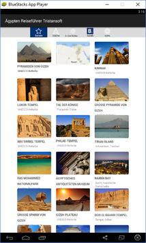 Ägypten Reiseführer poster