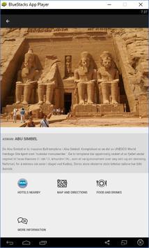Egypte reisgids Tristansoft apk screenshot