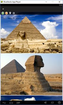 Egypt reiseguide Tristansoft screenshot 1