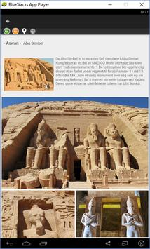 Egypt reiseguide Tristansoft screenshot 2